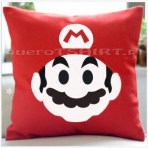 Almofada Super Mário - queroTSHIRT