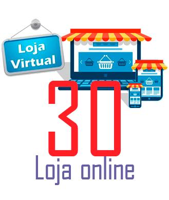 Loja online 30 - queroSITE