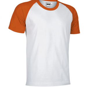 T-shirt Bi-color - queroTSHIRT