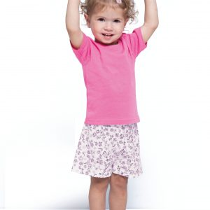 T-shirt Criança - quero TSHIRT